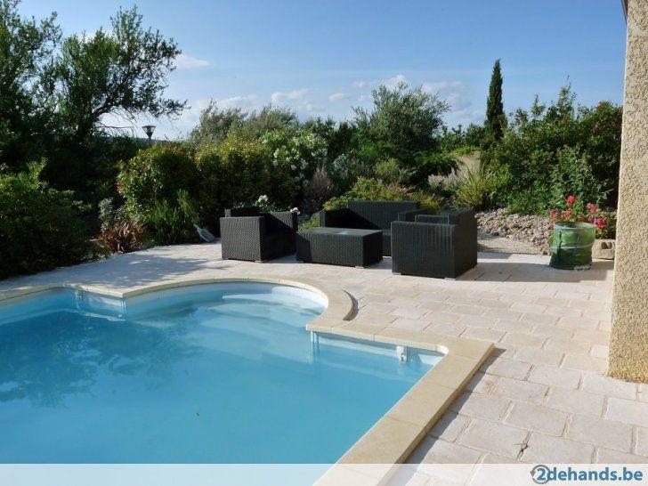 Charmante villa met prive pool en mooie tuin zuid Frankrijk