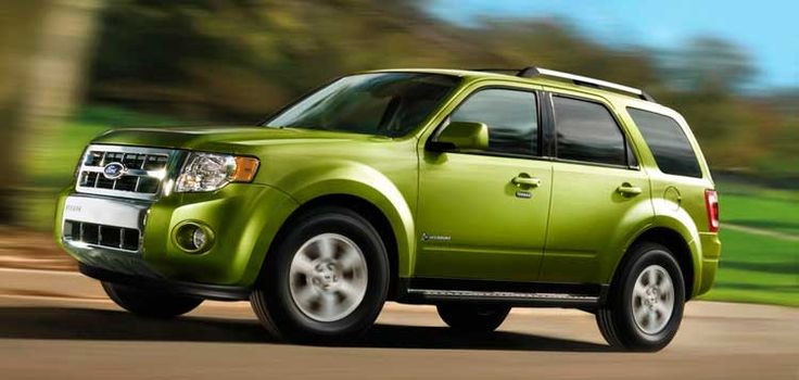 The SUV with the best MPG - http://whatmycarworth.com/the-suv-with-the-best-mpg/