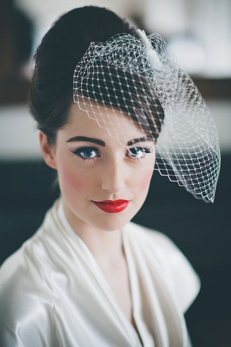 Cool 1000 Ideas About Retro Wedding Hairstyles On Pinterest Long Short Hairstyles Gunalazisus