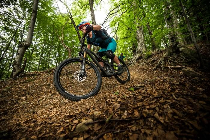 Yeti Sb140 Review The Sb5 Grows Up And Is Ready To Rip Mountain