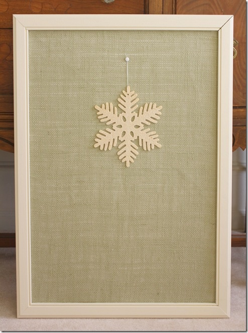 5 burlap bulletin board cork board ideas pinterest for How to make a bulletin board without cork