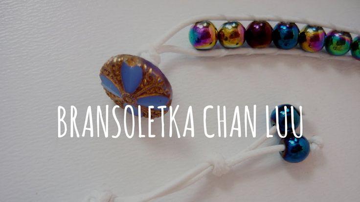 Jak zrobić bransoletkę chan luu? - [#5] Kurs tworzenia biżuterii od pods...
