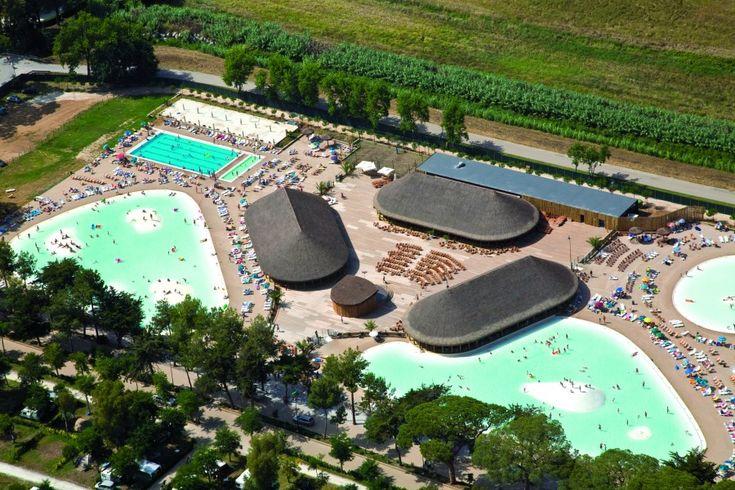 Camping Park Albatros, Toscane - Bungalowtenten en stacaravans van alle aanbieders Boek je op CampingScanner.nl