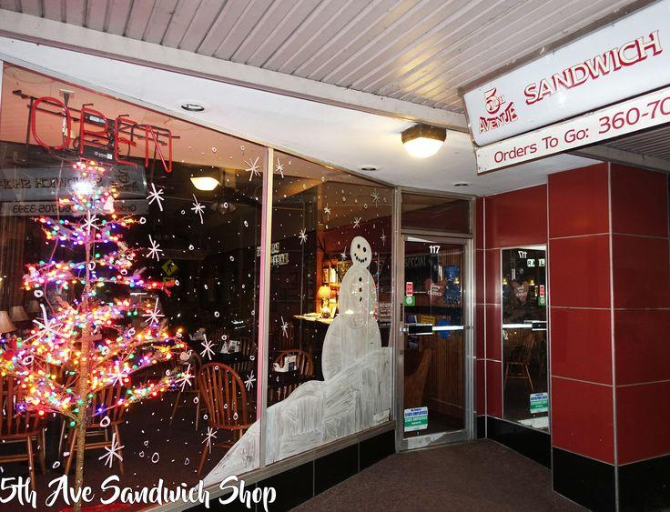 5th Ave Sandwich Shop 117 5th Ave SE, Olympia, WA 98501  PC: David Rauh