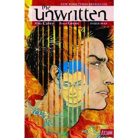 Unwritten TP Vol 02 Inside Man Written by MIKE CAREY Art by PETER GROSS and others Cover by YUKO SHIMIZU Incredibly fun and ridiculously addictive - USA TODAY In this volume collecting issues 6-12 of the hit series Tom arrives at D http://www.MightGet.com/january-2017-13/unbranded-unwritten-tp-vol-02-inside-man.asp