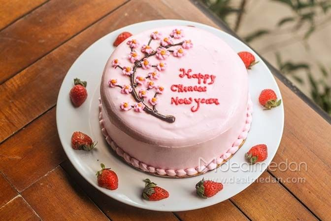 Promo Voucher of Chinese New Year Cake