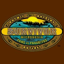 #survivor #popfunk #micronesia  This design is available as a Tshirt here: $21.00 http://www.popfunk.com/mens-tees/cbs-primetime/survivor/survivor-micronesia.html
