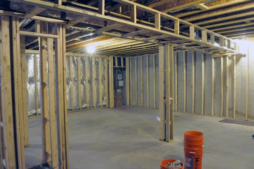 Basement Remodel one step at a time this web site can help through multiple problems, I realy like their step by step instructions