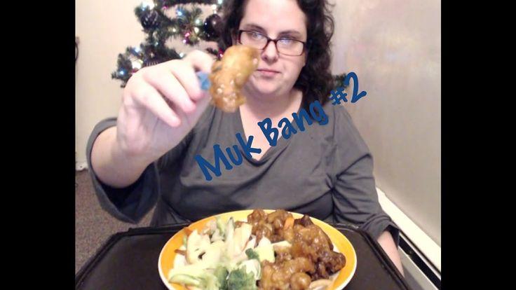 Muk Bang (Eating Show) #2 | Dollysvlog