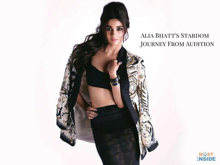 Alia Bhatt's Stardom Journey From Audition