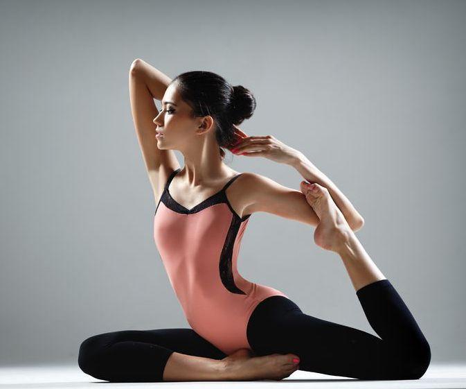 yoga for long legs