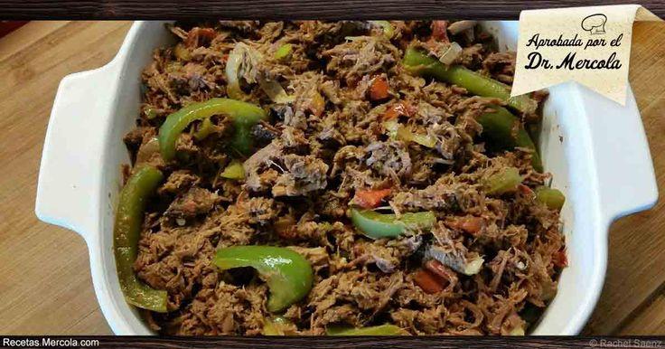 Esta receta de carne deshebrada combina el delicioso sabor de la carne de res deshebrada con una mezcla de especias y vegetales frescos - ¡pruébela hoy mismo!