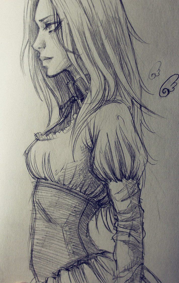 Deviantart sketch