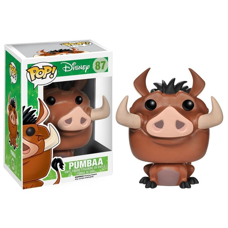 [Pre-Order] Disney Pop! Vinyl Figure Pumbaa [The Lion King] - Disney - Funko Pop! Vinyl - Category