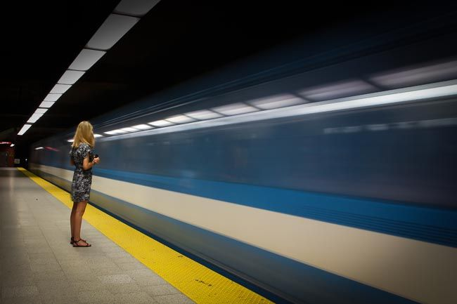 All Of Montreal's Metro Codes Finally Unveiled