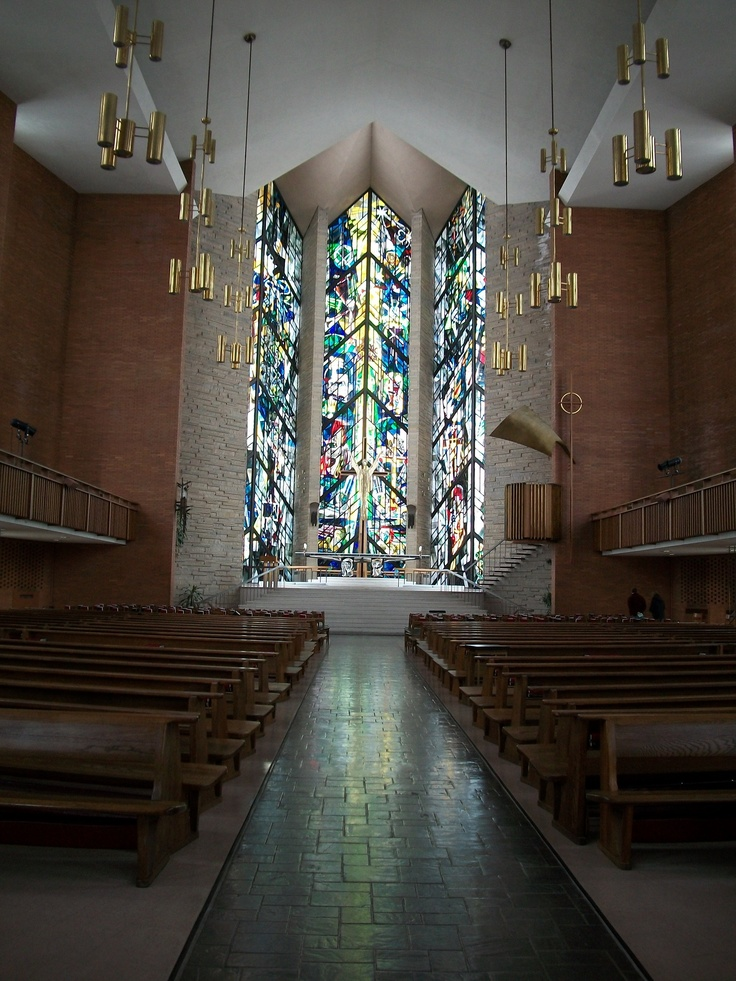 Chapel of the Resurrection @ Valparaiso University.  One of my favorite memories from Freshman year was looking at the Chapel every day walking out of my dorm.  :-)