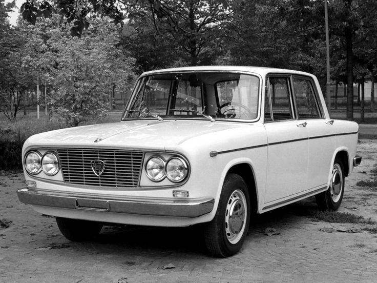 Lancia Fulvia 2C - 1964