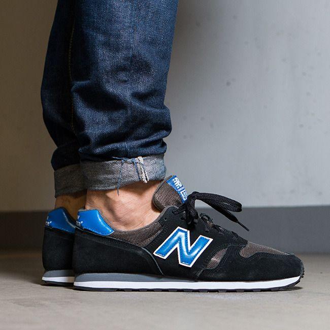 Buty męskie sneakersy New Balance ML373SKB