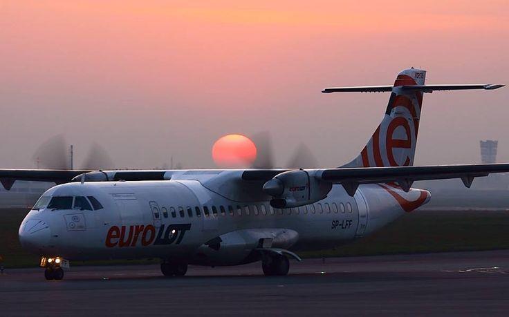 ATR 72. Fot. Grzegorz Różycki
