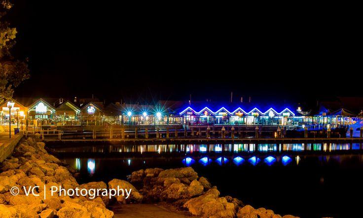 Hillarys Boat Harbour@night