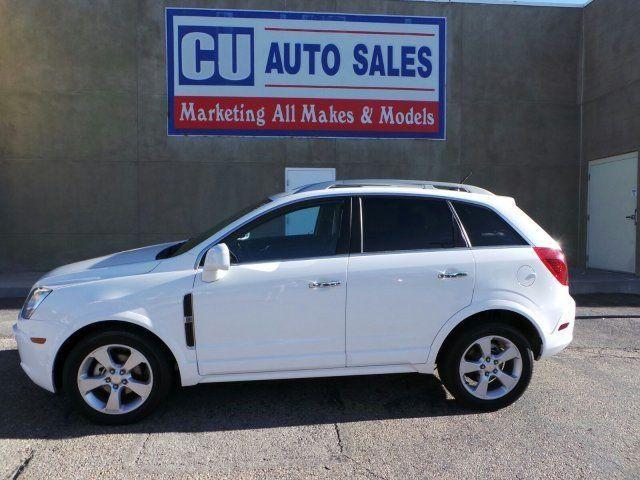 2014 Chevrolet Captiva Sport, 18,886 miles, $21,995.