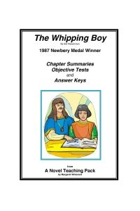 the whipping boy essay Her er eksamensspørgsmålet til the whipping boy: write an  part of your  essay must focus on the use of foreshadowing and the historical setting of the  story.