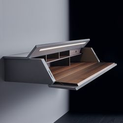 GHOSTWRITER - Designer Wall shelves from Acerbis ✓ all information ✓ high-resolution images ✓ CADs ✓ catalogues ✓ contact information ✓ find..