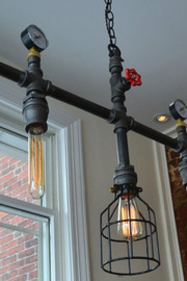 Awesome Industrial Style Lighting Fixture Designs To Complete Your