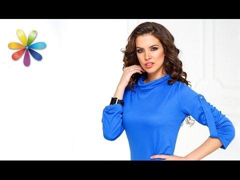 Дизайнерская блузка своими руками стоимостью 150 гривен! – Все буде добр...