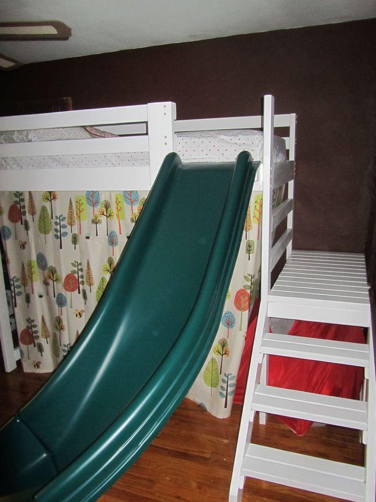 25 best ideas about stair slide on pinterest cool. Black Bedroom Furniture Sets. Home Design Ideas