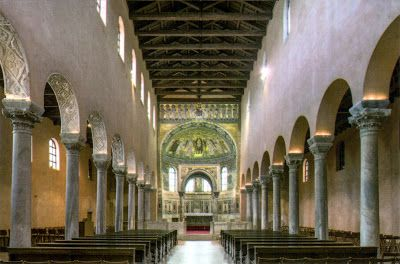 CROATIA (Istria) - Episcopal Complex of the Euphrasian Basilica in the Historic Centre of Poreč (UNESCO WHS)