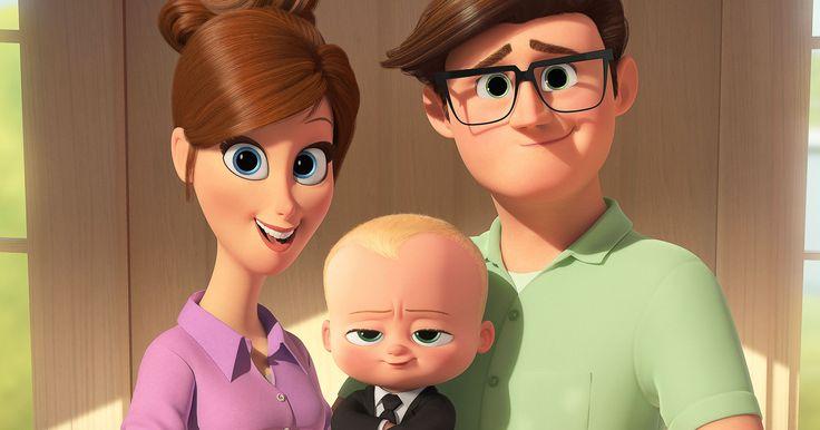 Crtać koji ćete morati da pogledate: Mali šef - Bebac.com