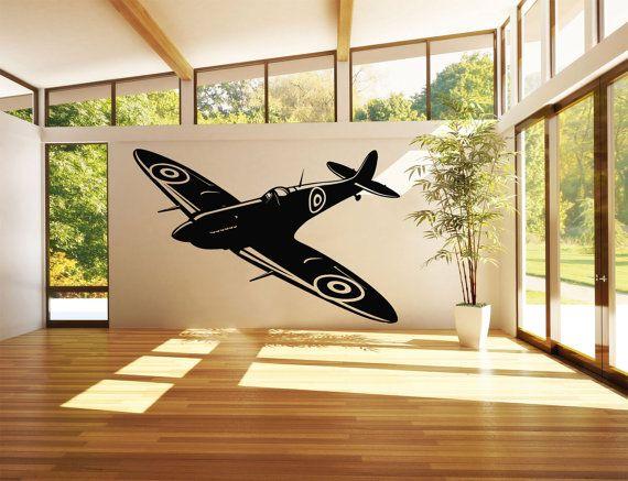 Muur Sticker Decals kamer Design Decor door RoomDecalsAndDesigns