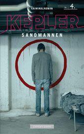 Sandmannen - Lars Kepler Henning J. Gundersen