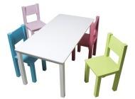 Bord og stoler fra Bopita.