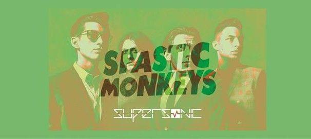 Spastic Monkeys (Arctic Monkeys Tribute Band) + MC PALLISTER Dj Set al #Supersonic  #Foligno #Umbria