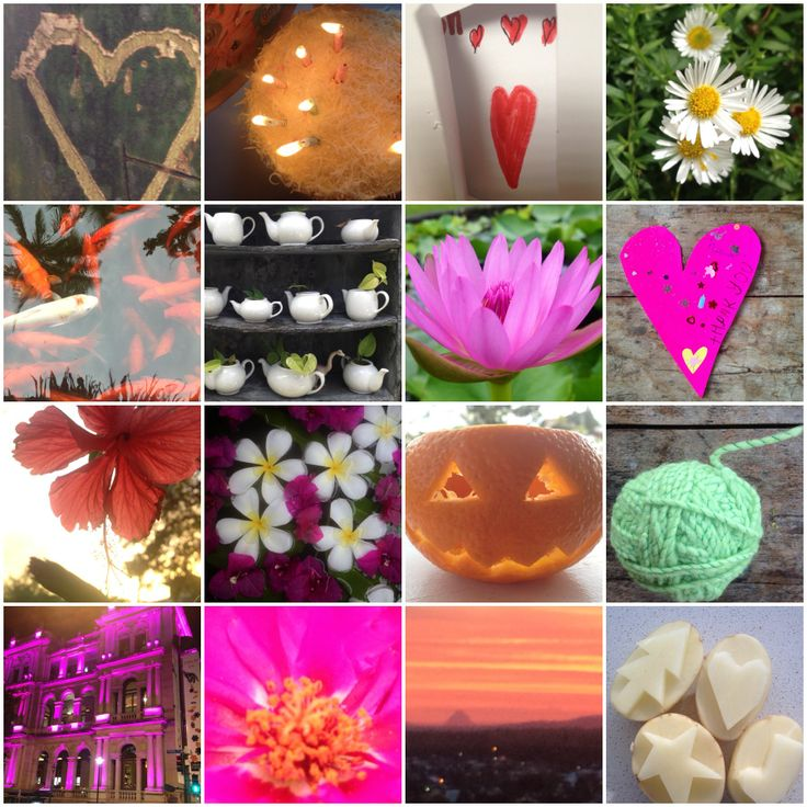 Collage of pretty things of 2013