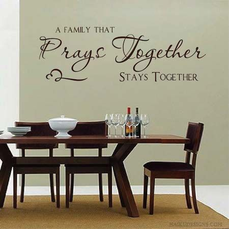 Best Wall Quotes Inspirational Wall Stickers Images On Pinterest - Wall stickers for dining roomawesome dining room wall decals home design lover