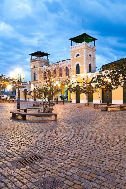 Mercado Publico. - FLORIPA