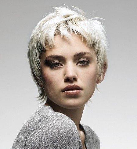 Hairstyles For Short Hair Women images