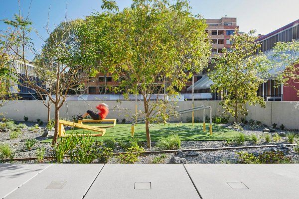 Slow ottawa on sydney australia public spaces and for Courtyard landscaping ottawa