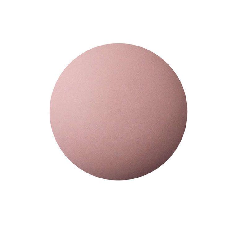 Anne Black knott matt rosa liten