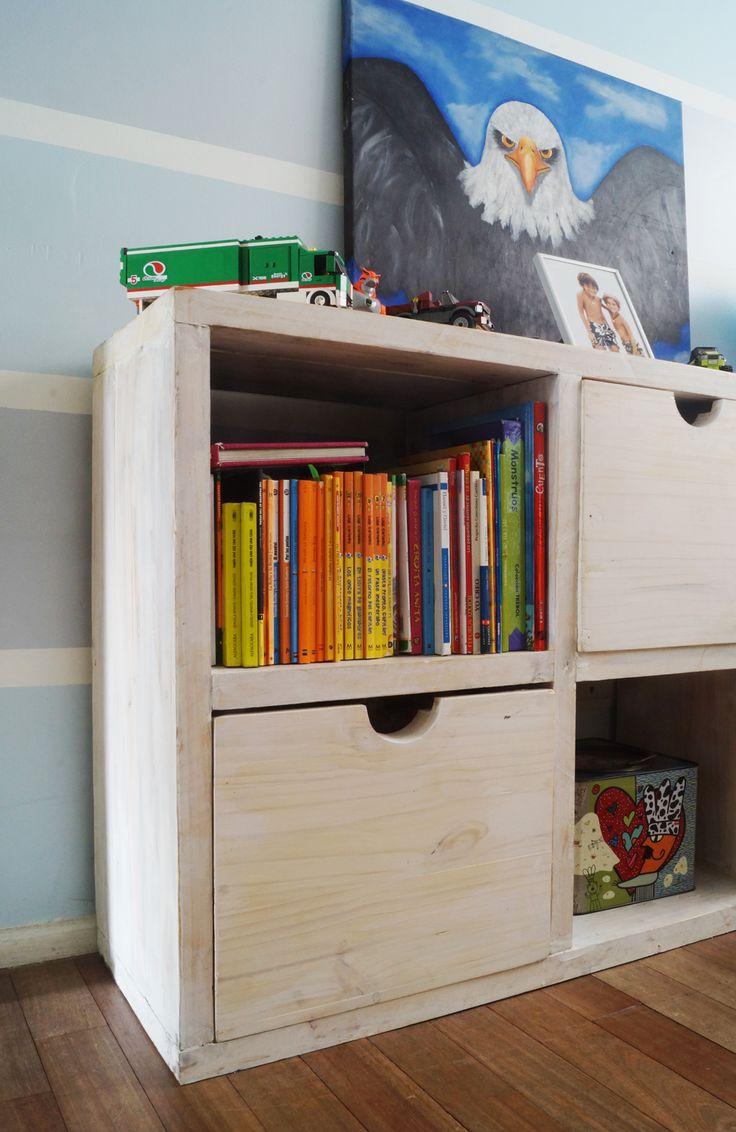 M s de 25 ideas incre bles sobre dise o de estante para - Estantes para libros ...
