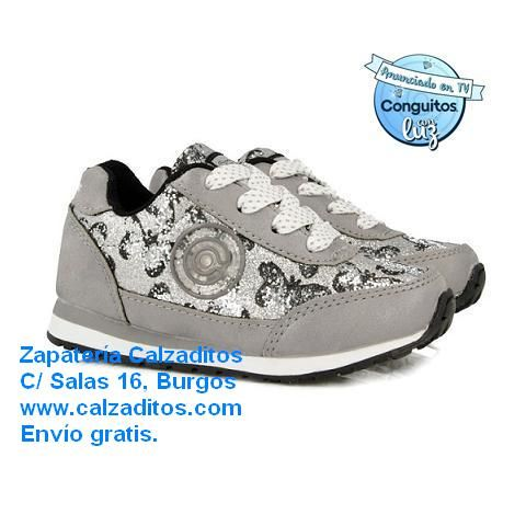6286cc51a zapatillas luces nina conguitos