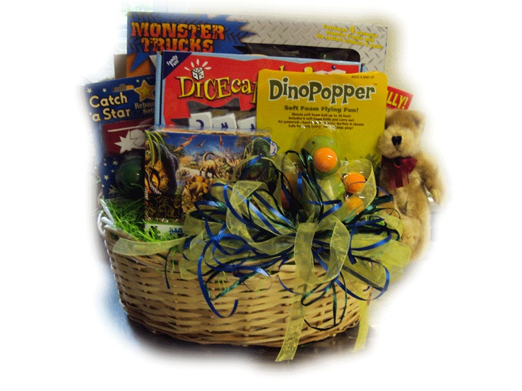9 best gluten free easter baskets images on pinterest christmas stuck in bed activity gift basket for children choose their favorite interests for a negle Gallery
