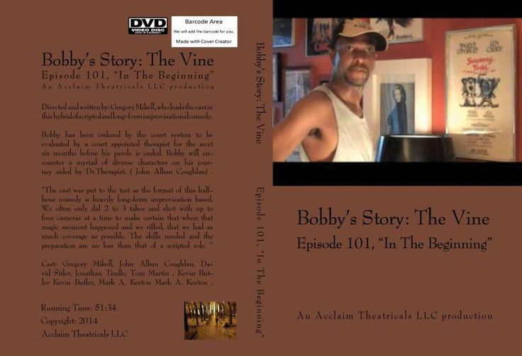 """PRESS RELEASE  FRIDAY, 7/07//2017  TV Pilot: """"Bobby's Story: The Vine"""" - DVD re-release /  - Video On Demand Update   TGIF mon amis!! As we work hard in prep to return our show back to VOD with our distributors we'd like to remind you to add us to your Amazon VOD Watchlist to be notified when you can begin streaming the pilot.  And if you like DVDs and directors commentaries you can purchase the DVD on Amazon.com as well as ebay.com .  VOD:(Amazon) : http://a.co/6C4Wukt DVD (Amazon): ink…"""