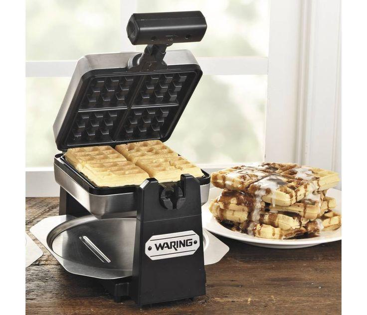 Waring Belgian Waffle Maker, Square, WMK250SQ | CHEFScatalog.com