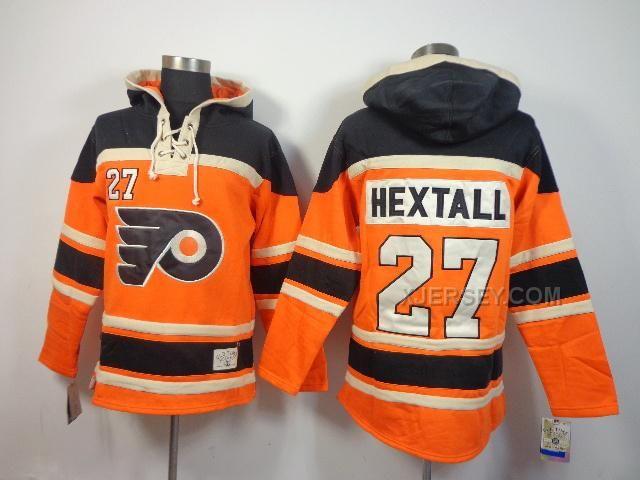 http://www.xjersey.com/nhl-flyers-27-hextall-orange-hooded-jerseys.html Only$50.00 NHL FLYERS 27 HEXTALL ORANGE HOODED JERSEYS #Free #Shipping!