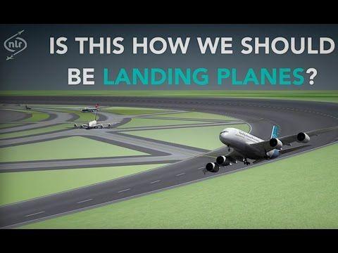 Deze landingsbaan is rond, bedacht door een Nederlander en een wereldhit   NOS