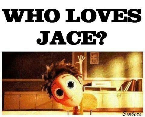 The Mortal Instruments/ Cloudy with a Chance of Meatballs.... Awwww